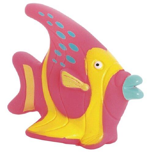 Игрушка для ванной Пома Рыбка (50719) розовый игрушка для ванной пома игрушка с пищалкой бычок 1 шт 12 3519