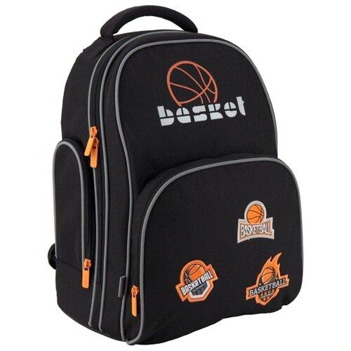 Купить Kite Рюкзак Education Basketball K19-705S-2 черный, Рюкзаки, ранцы