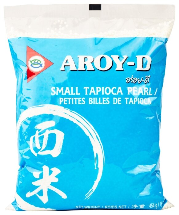 Смесь для десерта Aroy-D Тапиока в шариках (маленькие) 454 г