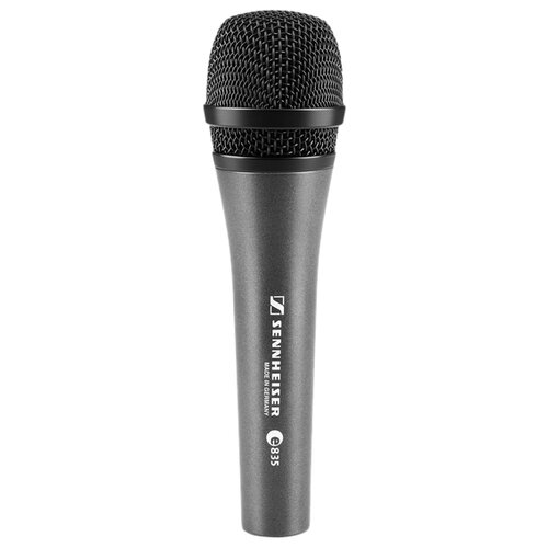 Микрофон Sennheiser E 835 черный