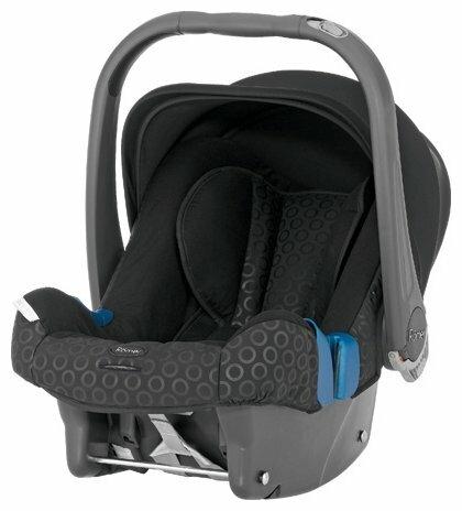 Автокресло группа 0+ (до 13 кг) Romer Baby-Safe Plus II Isofix