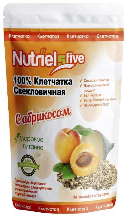 Клетчатка Nutriel five свекловичная с абрикосом без сахара, 150 г