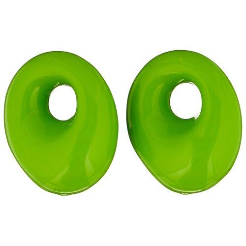 Набор утяжелителей 2 шт. 0.7 кг Lite Weights 2942LW зеленый бодибар lite weights 33 х 1200 мм 6 кг