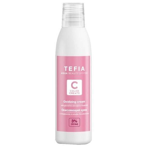Tefia Color Creats Окисляющий крем с глицерином и альфа-бисабололом, 3%, 120 мл