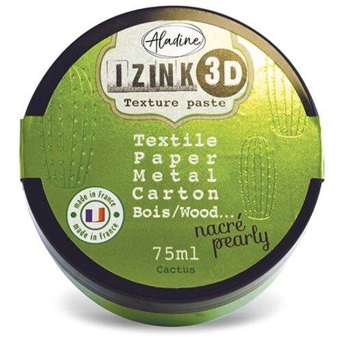 цена на Паста Efco IZINK 3D на водной основе 75 мл cactus
