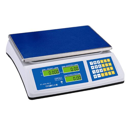 Весы торговые Romitech ST-ACS-50-3