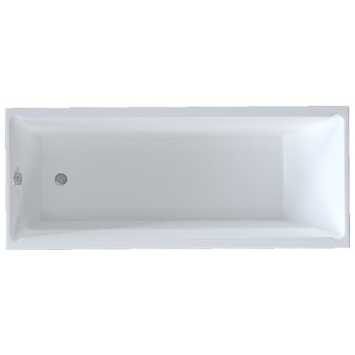 Ванна АКВАТЕК Лайма 170х70 без гидромассажа акрил левосторонняя/правосторонняя ванна без гидромассажа tansa s сталь 170х70 см