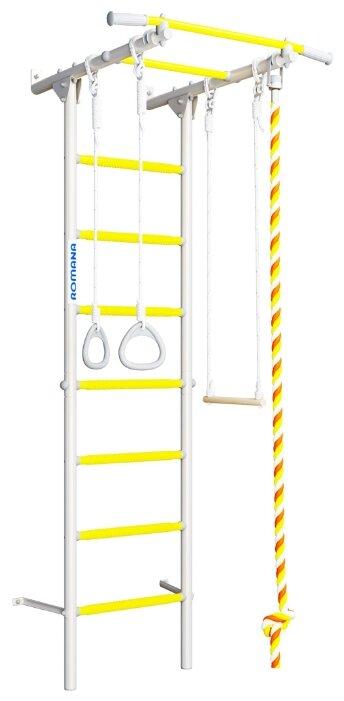 Купить Шведская стенка ROMANA S1 белый прованс по низкой цене с доставкой из Яндекс.Маркета