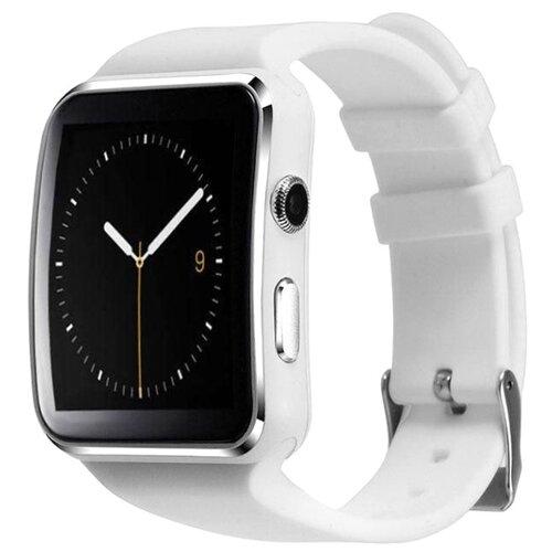 Часы Smarterra SmartLife NEO белый смарт часы smarterra smartlife neo 1 54 ips белый
