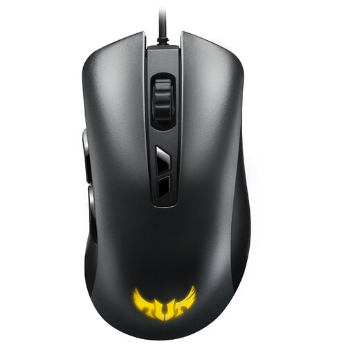 Мышь ASUS TUF Gaming M3 серый/черный 17 3 игровой ноутбук asus tuf gaming fx705gd 90nr0112 m01610 черный
