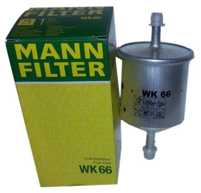 Топливный фильтр MANNFILTER WK66