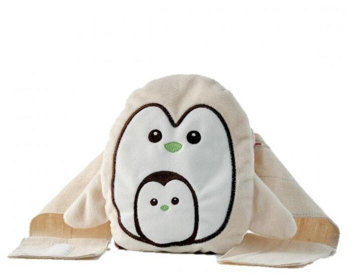 Игрушка-грелка с вишневыми косточками ZerO-99 Пингвин