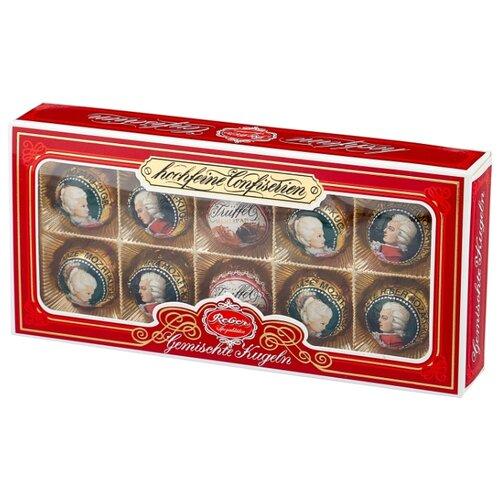 набор конфет reber constanze mozart kugeln 240 г Набор конфет Reber Mozart Hochfeine Confiserien 200 г