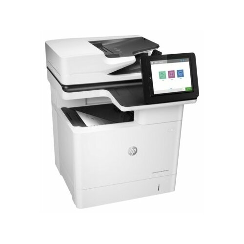 МФУ HP LaserJet Enterprise M632h, белый