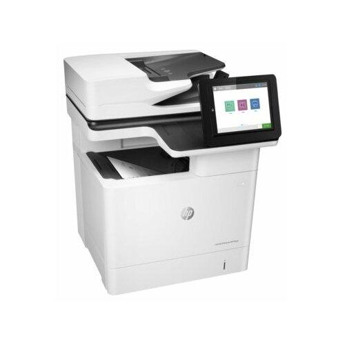 МФУ HP LaserJet Enterprise M632h, белый