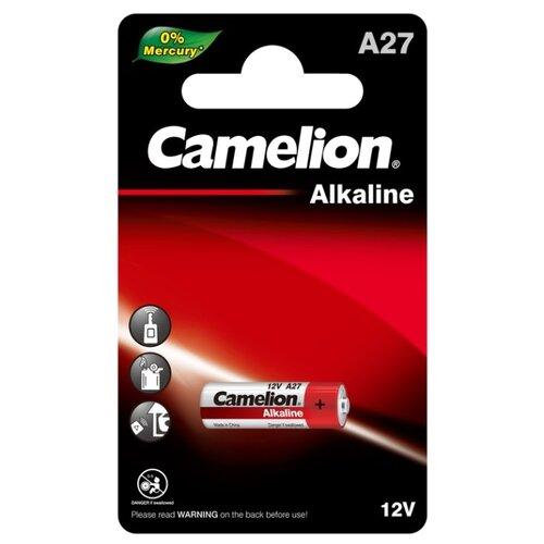 Фото - Батарейка Camelion LR27A, 1 шт. батарейка camelion lr23a 1 шт
