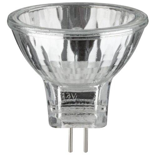 цена Лампа галогенная Paulmann 83383, GU4, 35Вт онлайн в 2017 году