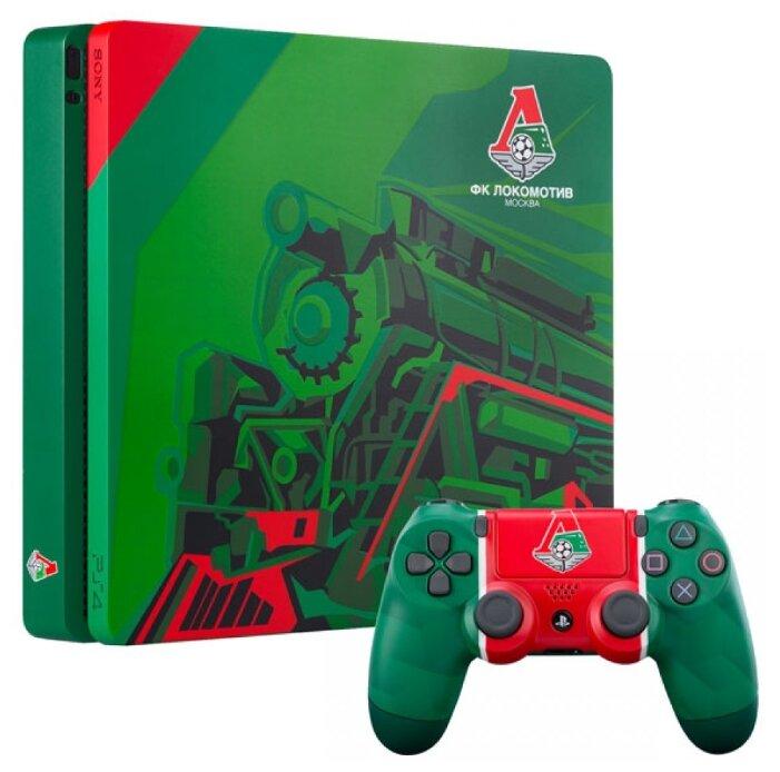 Игровая приставка Sony PlayStation 4 Slim 1 TБ