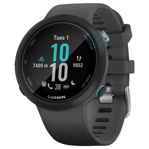 Купить Умные часы c GPS Garmin Swim 2 черный