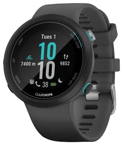Спортивные часы Garmin Swim 2, серый