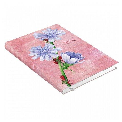 Купить Блокнот Канц-Эксмо Aquarelle. Полевые цветы А6+, 80 листов (КЗАК6802928), Блокноты