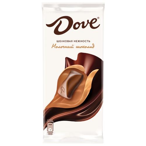 шоколад dove молочный миндально апельсиновый грильяж 90 г Шоколад Dove молочный, 90 г