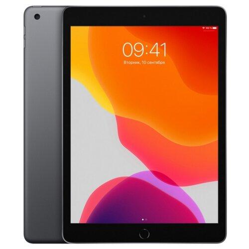 Планшет Apple iPad (2019) 128Gb Wi-Fi space grey