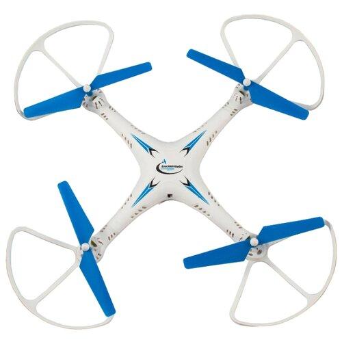 Квадрокоптер Властелин небес Орлан ВН3469 синий квадрокоптер властелин небес квадрик bh 3375