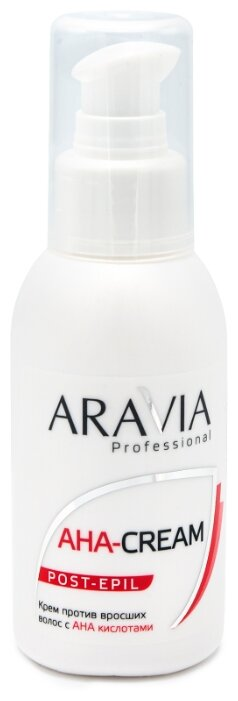 ARAVIA Professional Крем против вросших волос с АНА кислотами