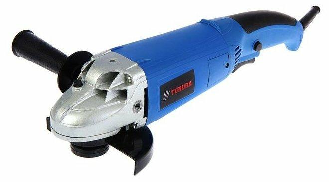 УШМ TUNDRA US-006-1050, 1050 Вт, 125 мм