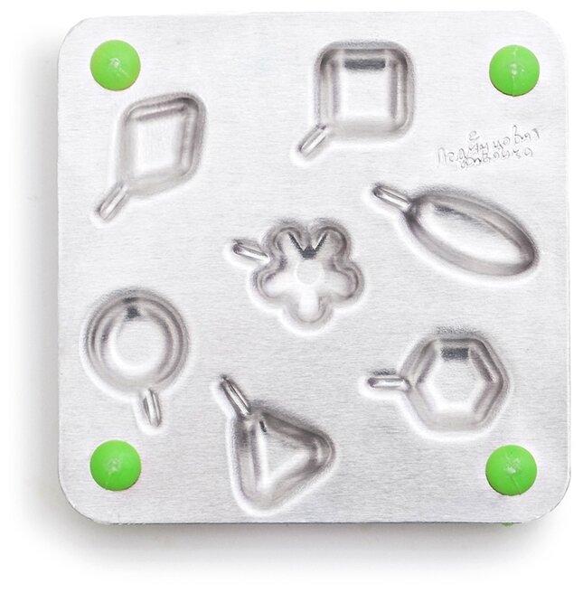 Форма для мармелада Леденцовая фабрика М01