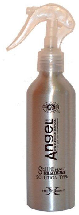Angel Professional Спрей для укладки волос Setting