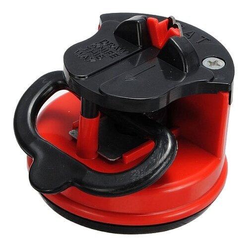 Механическая точилка BLACK HORN 00630 черный/красный