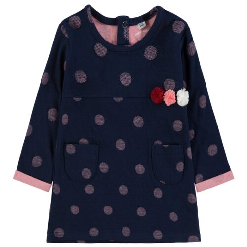 Платье Tom Tailor размер 68, темно-синий