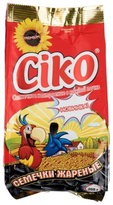 Семена подсолнечника Ciko жареные 200 г