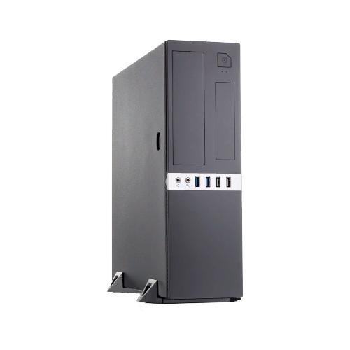 Компьютерный корпус Foxline FL-203 300W Black компьютерный корпус powerman ps201 300w black