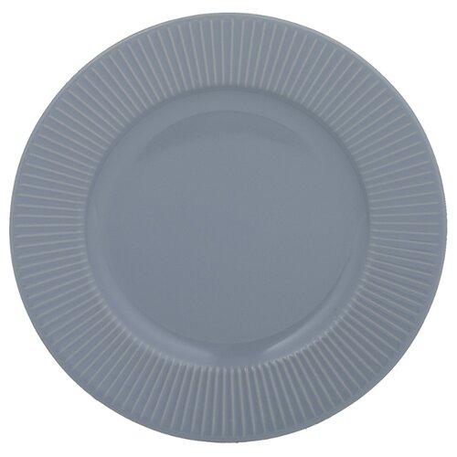 Тарелка Mason Cash Linear 21 см синяя