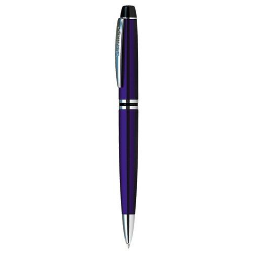 Berlingo Ручка шариковая Silk Prestige 0,7 мм, синий цвет чернил