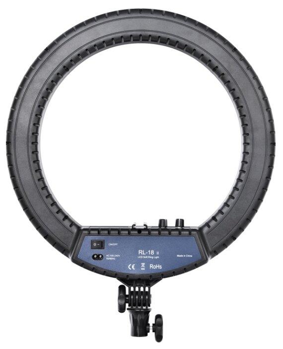Кольцевой осветитель Okira LED RING 512 (черный)