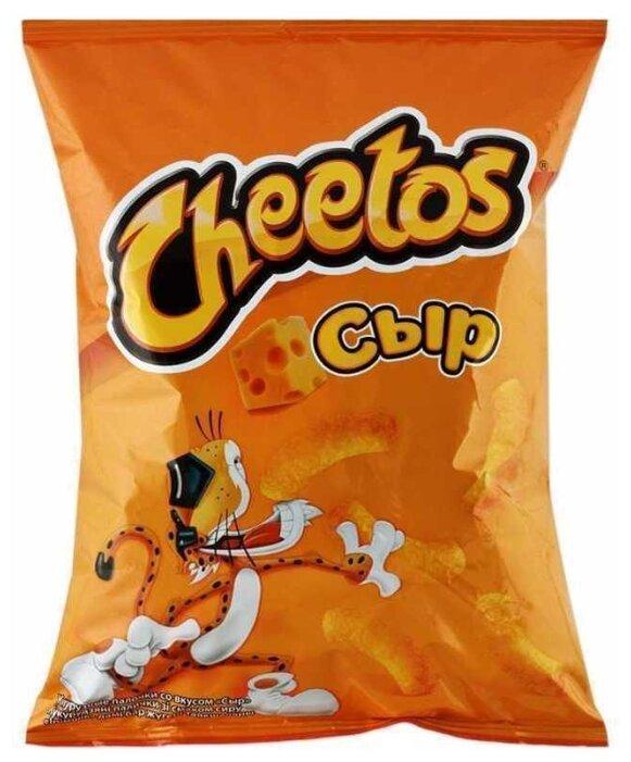 Кукурузные палочки Cheetos Сыр 85 г