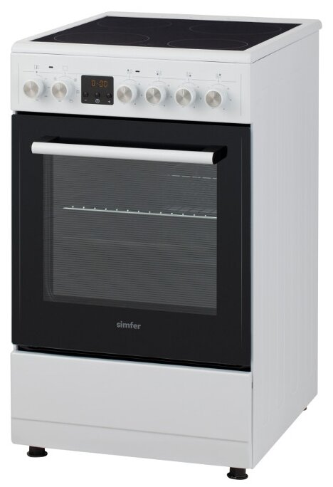 Электрическая плита Simfer F56VW07017