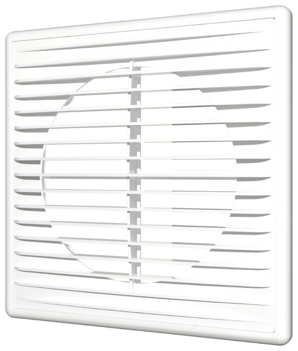 Вентиляционная решетка ERA 2121П 208 x 208 мм