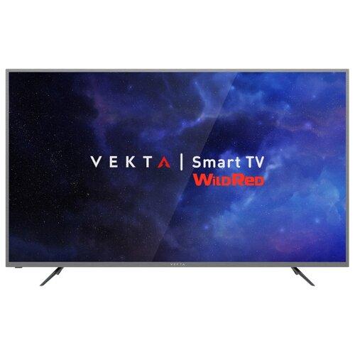 Фото - Телевизор VEKTA LD-55SU8731SS 55 (2019) серый телевизор vekta ld 43sf6515bs