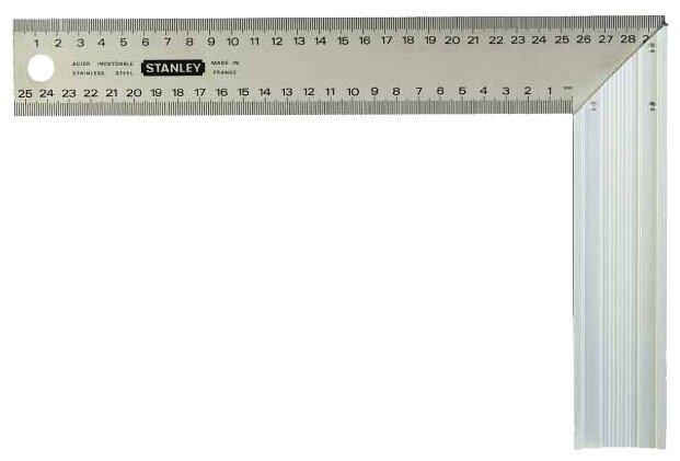 Строительный угольник STANLEY 1-45-685 250x140 мм