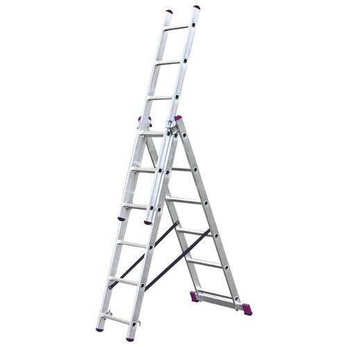 Лестница трансформер 3-секционная KRAUSE 10360