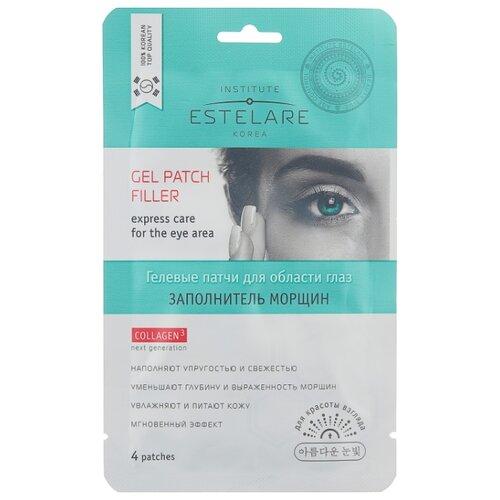 Купить Estelare Гелевые патчи для области глаз Заполнитель морщин 1 г (4 шт.)