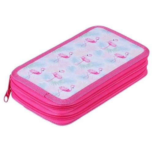 Купить ArtSpace Пенал Фламинго (ПТ2_29119) розовый, Пеналы