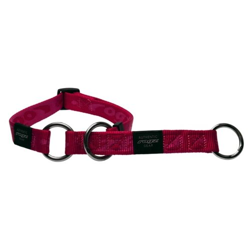 Ошейник-удавка Rogz Alpinist L (HBC25) 42-60 см розовый
