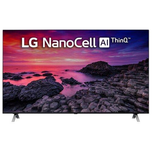 Фото - Телевизор NanoCell LG 55NANO906 55 (2020) черный телевизор lg 32lk510bpld черный