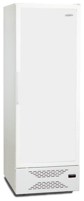 Шкаф-витрина Бирюса 460DNKQ